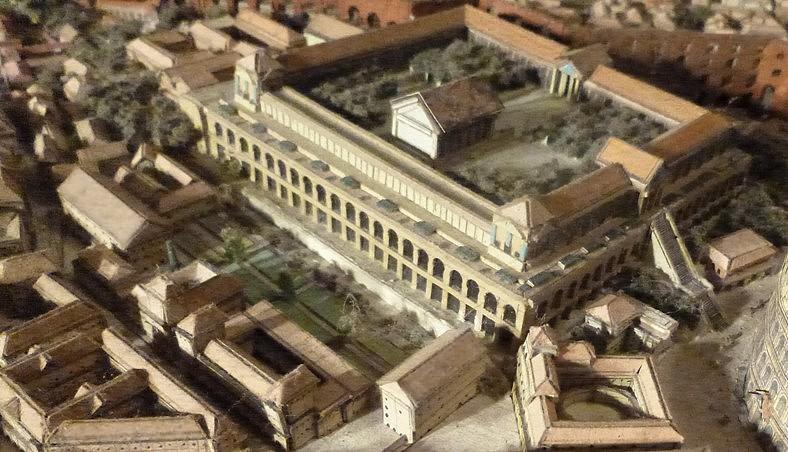 Il tempio del divo claudio - Il divo claudio ...