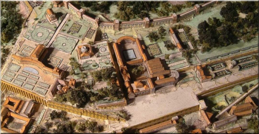 Pincius et jardins for Jardin 41 rue du temple