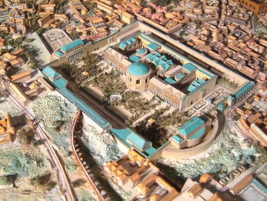 Maquettes Historiques