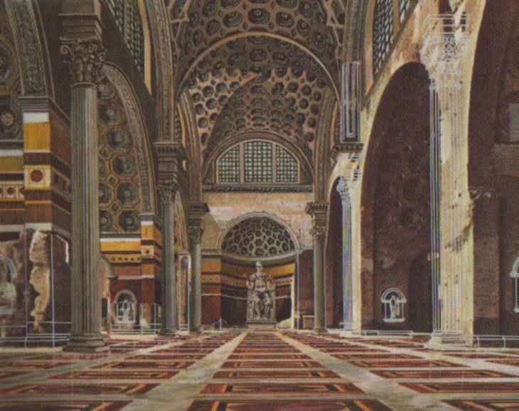 Basilique de Maxence